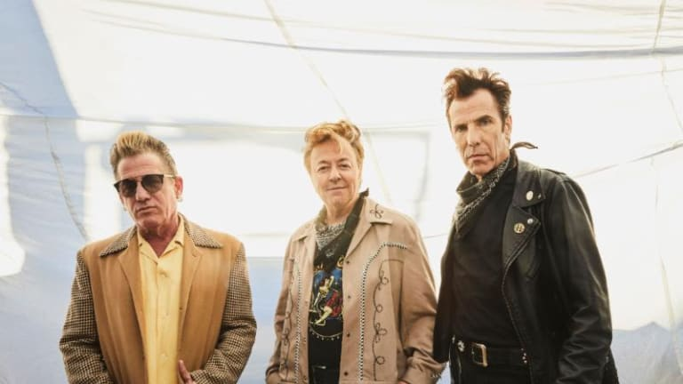 Lee Rocker and The Stray Cats Celebrate 40th Anniversary With New '40' Album And Tour