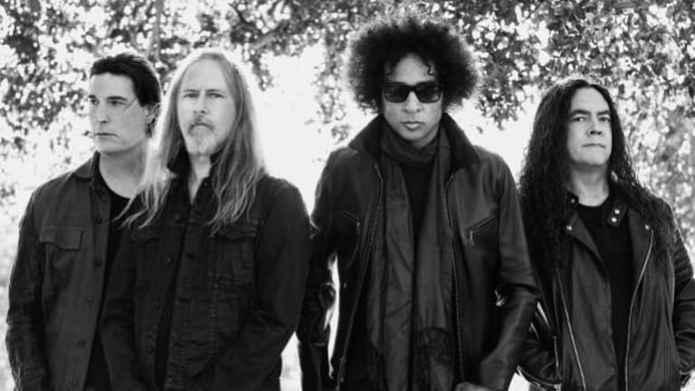 "Mike Inez and Alice in Chains Release First 2 Episodes of Dark Sci-Fi Thriller ""Black Antenna"""