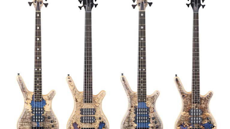 Warwick Releases Exclusive LTD 2019 Masterbuilt & Teambuilt Models