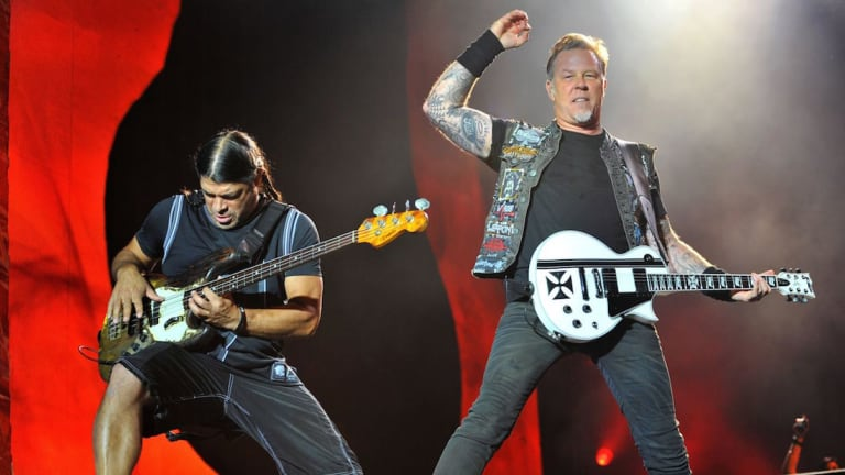 Metallica and The San Francisco Symphony Announce 20th Anniversary Concert