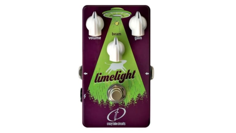 Crazy Tube Circuits Announces the Limelight