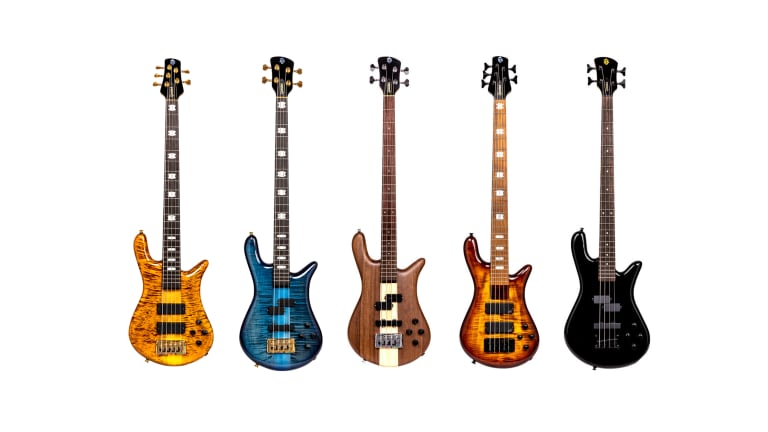 Spector Expands Euro and Performer Series Basses
