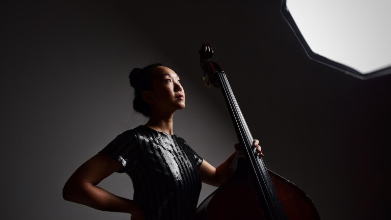 Acclaimed Bassist-Composer Linda May Han Oh Releases her Most Ambitious Compositions to Date on the Stunning Aventurine