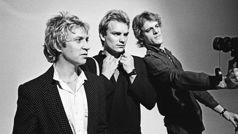 The Police to Release 'Everyone Stares' Behind the Scenes Movie