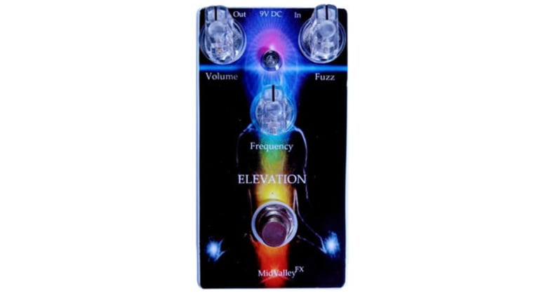 MidValleyFx Announces the Elevation Fuzz