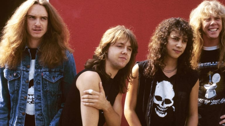 "Metal Documentary ""Murder In The Front Row"" Captures Early Days of Metallica, Slayer, Megadeth, Slayer"