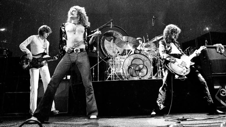 Led Zeppelin Documentary Announced