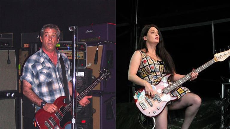 Mike Watt Interviews Fellow Bassist Abby Travis About Sumo Princess