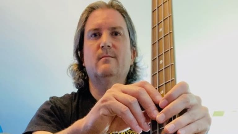 Bass Magazine Lockdown Check-In With Dan Maines of Clutch