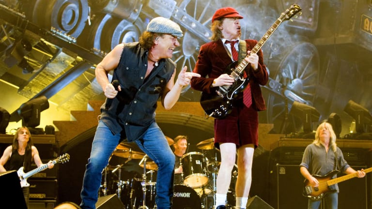 AC/DC Celebrates 40 Years of 'Back In Black' With Virtual Livestream