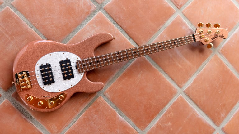 Ernie Ball Releases New Family Reserve Stingray Special