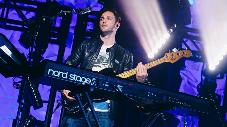 Bass Magazine Check-In With Matt Harris