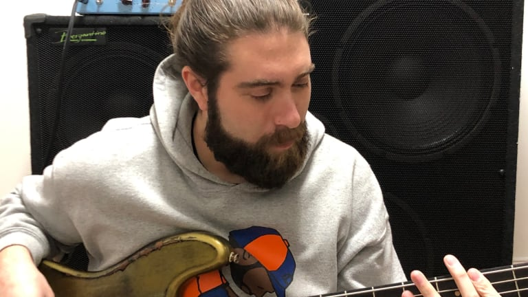 Bergantino Audio Systems Artist Interview With Mitch Friedman