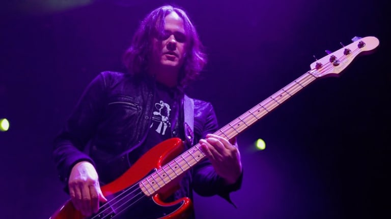 Bass Magazine Check-In With Brian Weaver