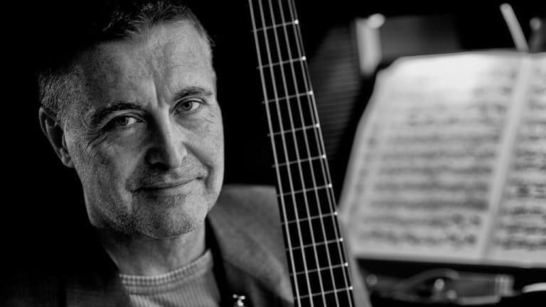 Mikael Berglund Releases New Album 'Bas-Musik'