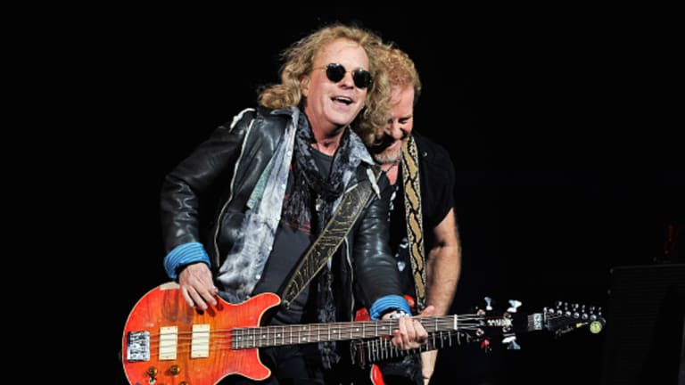Rock 'N' Roll Fantasy Camp Offers Masterclass with Jack Blades of Night Ranger