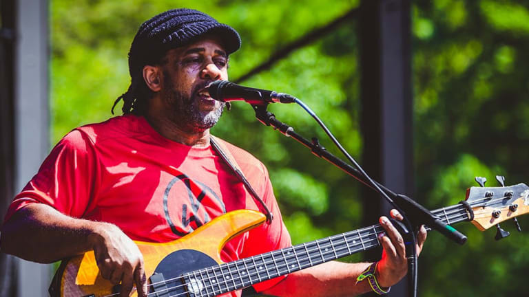 Victor Wooten Offers Free Livestream of Trio's Summer Camp Music Fest Performance