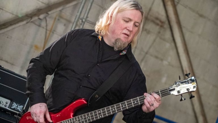 Bass Magazine Check-In With Patrick Jenkins