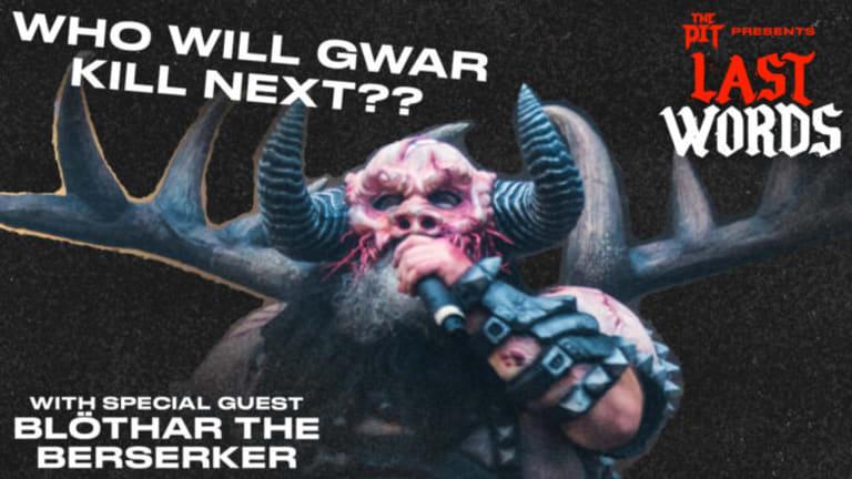 Blöthar the Berserker of Gwar Talks Underrated Bassists on Last Words