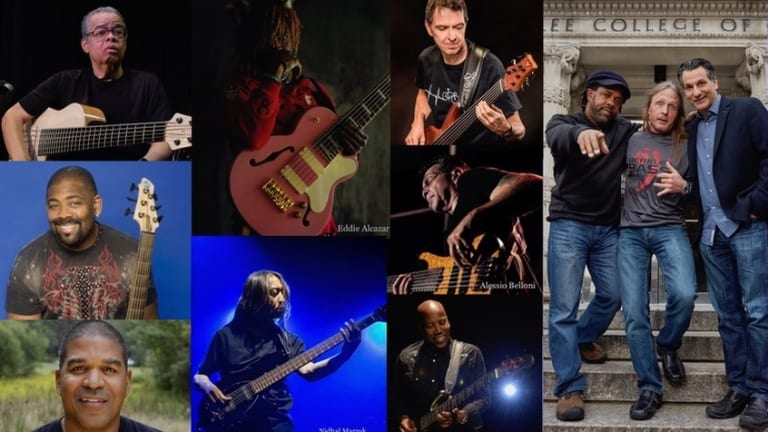 Berklee Presents 5 & 6 String Bass, A Historical Perspective