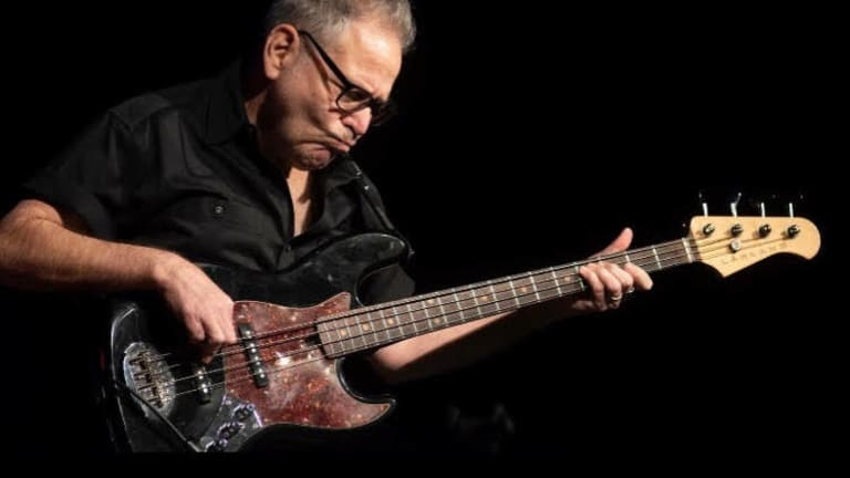 Bass Magazine Check-In With Michael Visceglia