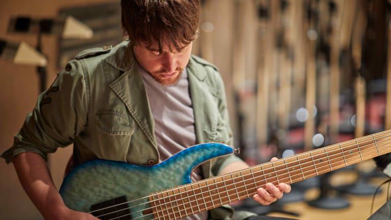 Bass Magazine Check-In With Dane Alderson