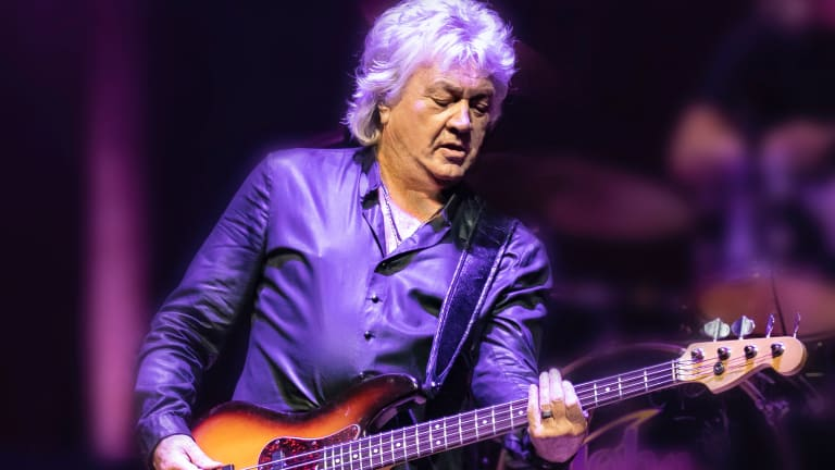 John Lodge: He's Not Just The Singer In A Rock & Roll Band