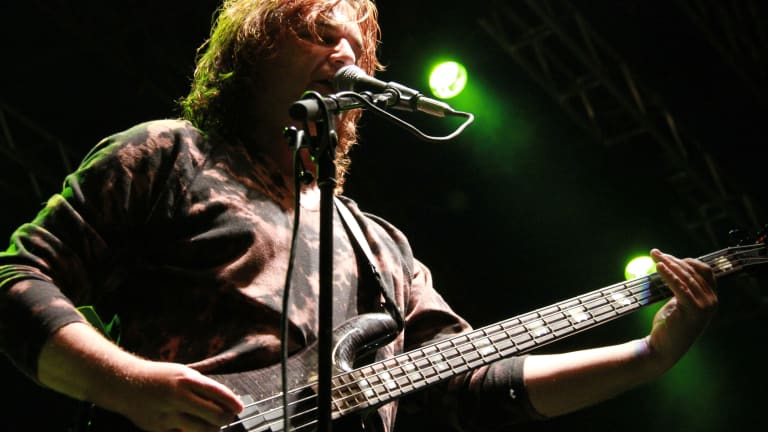 Billy Sherwood: The Citizen