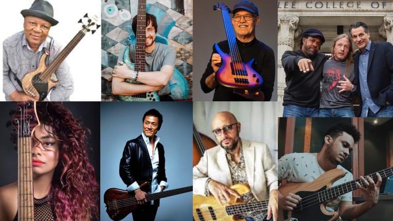 Berklee Presents The Six Continents of Bass Webinar