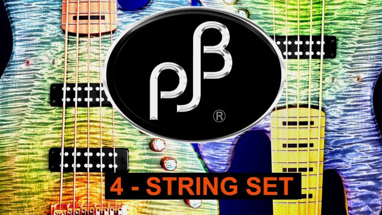Phil Jones Bass Releases PJB Bass Strings