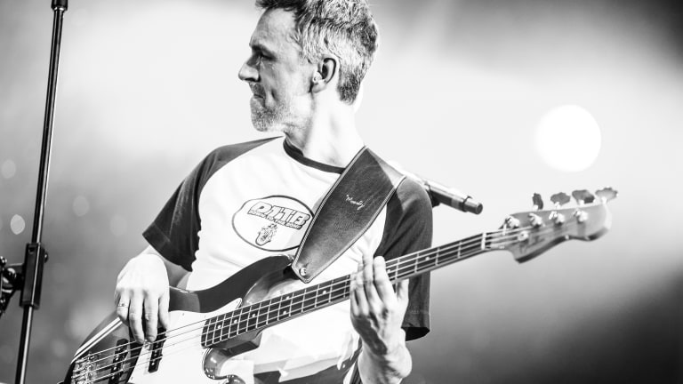 Bass Magazine Check-In with Rufus Philpot