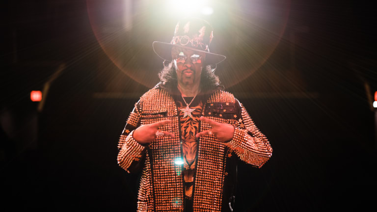 Bootsy Collins to Release New Album 'The Power of the One' on October 23rd