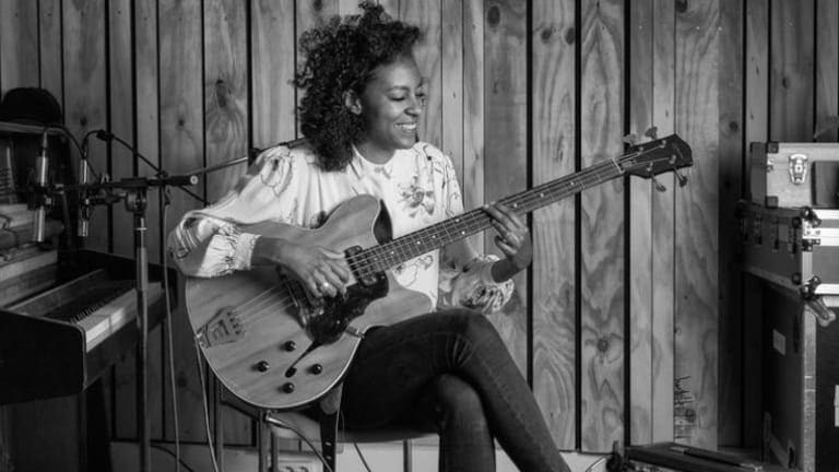 Bass Magazine Check-In With Nana Adjoa