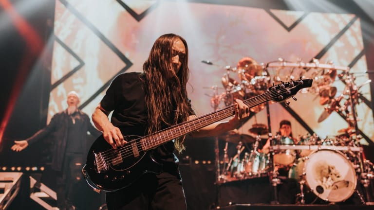 "Dream Theater Announce New Live Release ""Distant Memories – Live In London"""