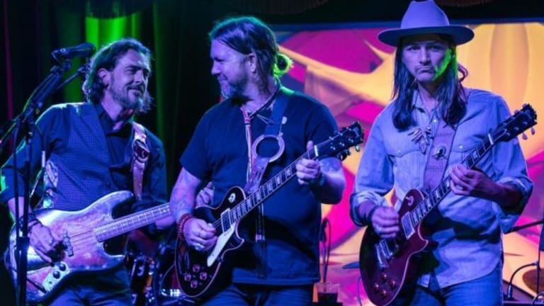 The Allman Betts Band announce May 2021 UK Tour