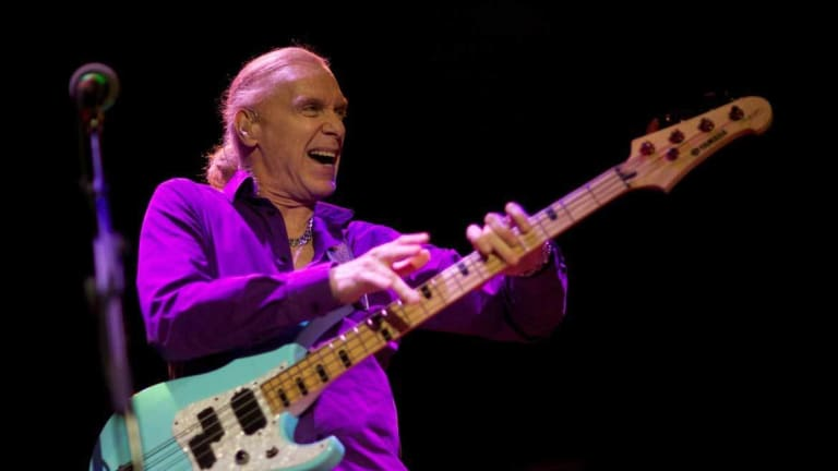 Rock N Roll Fantasy Camp Presents: A Masterclass with Billy Sheehan