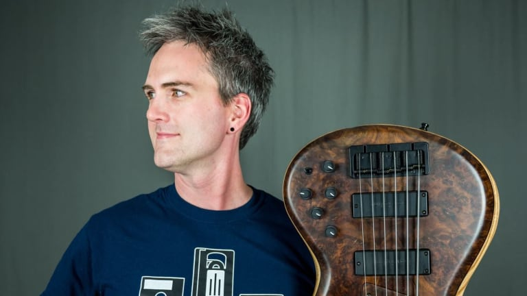 Sean Fairchild and Combinator to Release New Album 'Eargoggle Fodder'