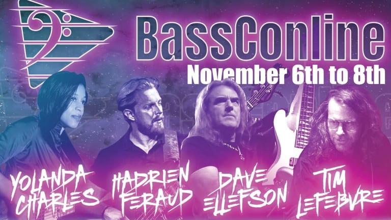 BassCon Online Returns November 6th