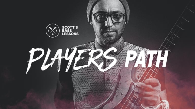 Players Path: A New Performance-Based Learning Platform from ScottsBassLessons