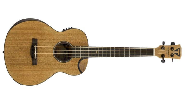 Traveler Guitar Introduces New Redlands Concert Series Acoustic Bass