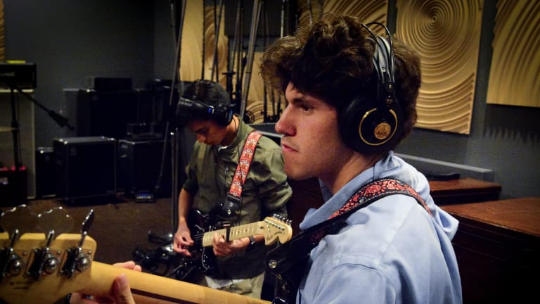 Los Rios Rock School Nominated for Two Grammys with Pet Sounds Cover