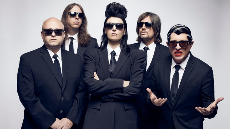"""Puscifer Announces October 30th """"Existential Reckoning: Live At Arcosanti"""""""