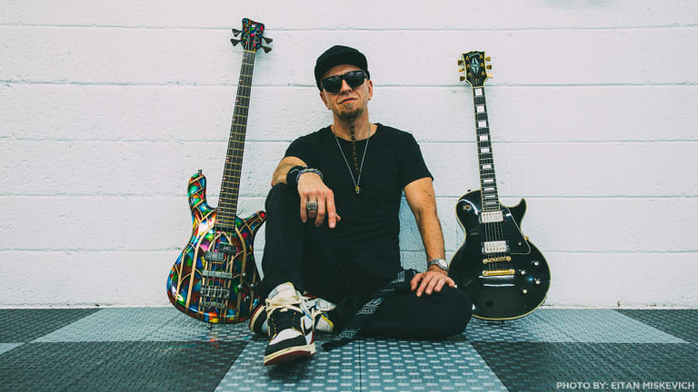 Ernie Ball Presents Striking A Chord with Shavo Odadjian from System Of A Down