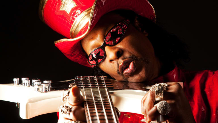 Bootsy Collins Releases New Album and Throws Galactic Birthday Bash
