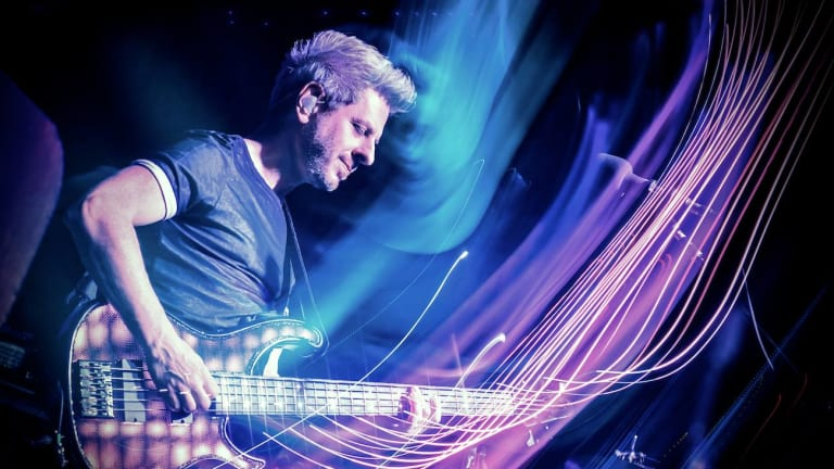 Mike Gordon: Power Lunch