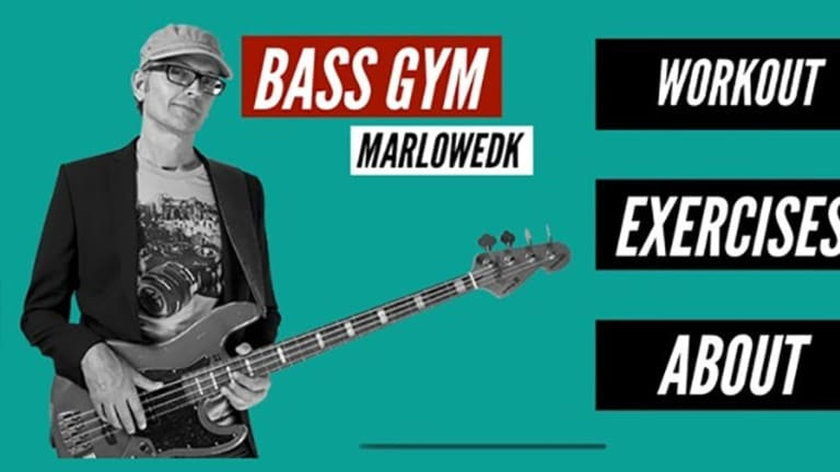 MarloweDK Releases the BassGym App
