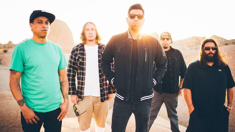Deftones Announce 'White Pony' Remixes Album Titled 'Black Stallion'