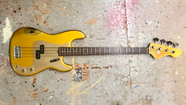 Review: Olinto Relic Bass