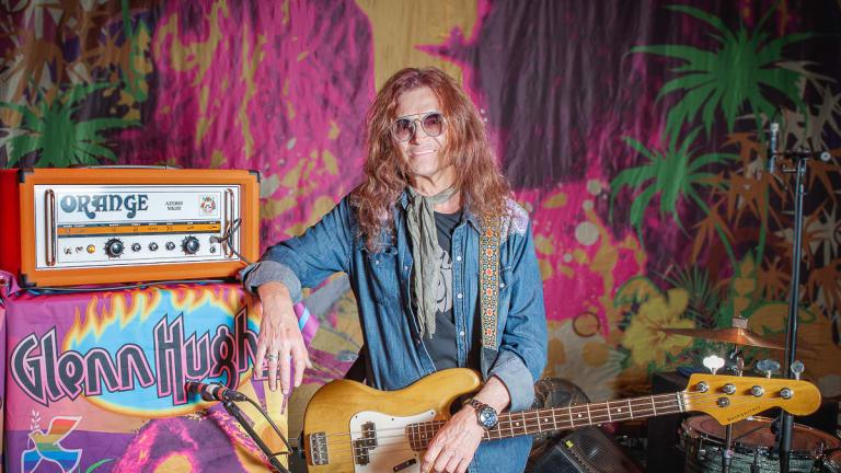 The Dead Daisies Announce New Album 'Holy Ground' With Glenn Hughes on Bass