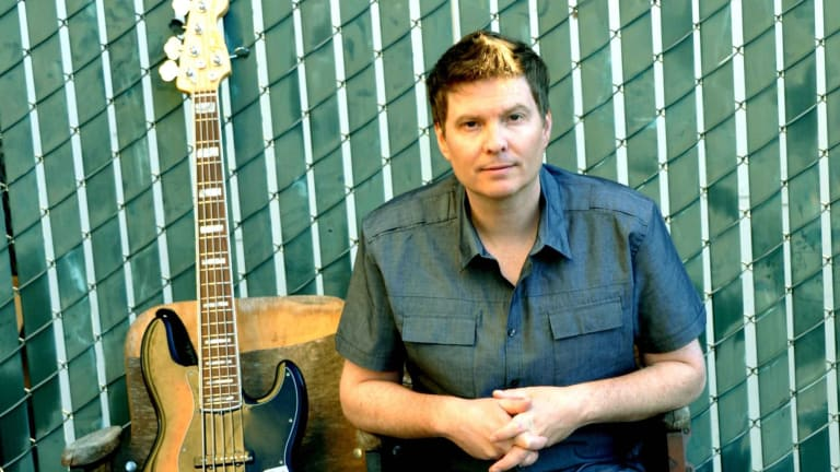 Dwight Yoakam Bassist Eric Baines Hosts The Dive Bar Rock Star Podcast